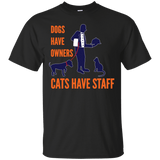 cat tees and long sleeves - DogCore.com