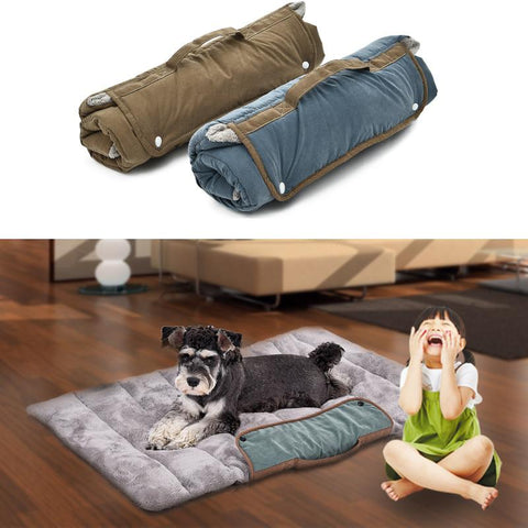 Foldable Dog Travel Mat - DogCore.com