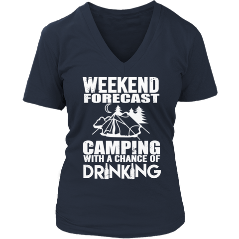 Weekend Forecast Camping - DogCore.com