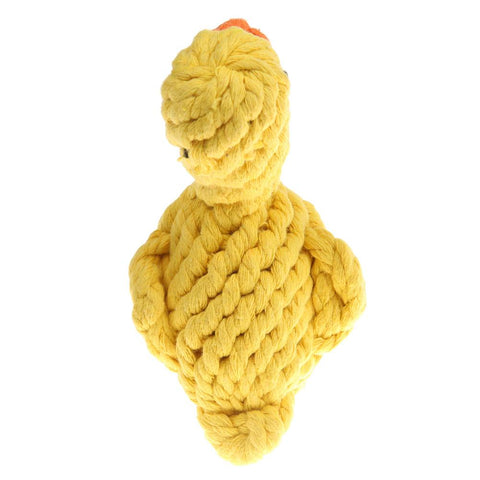 Cartoon Duck Braided Rope - DogCore.com