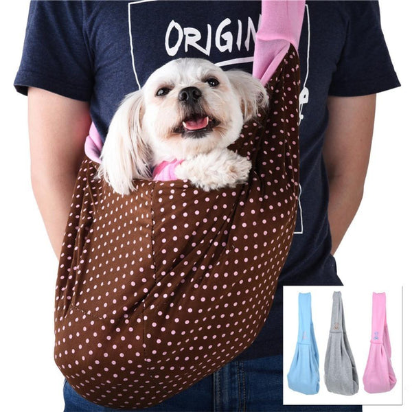 Pet Carrier Sling Bag - DogCore.com