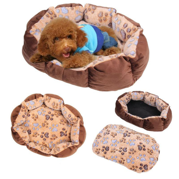 Plush Pet Bed - DogCore.com
