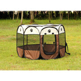Portable Folding Pet Tent - DogCore.com