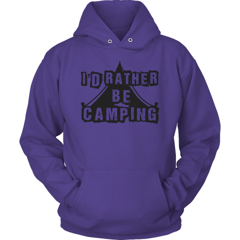 I'd Rather Be Camping - DogCore.com