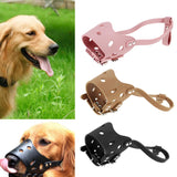 Leather Dog Muzzle - DogCore.com