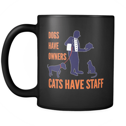Cat Coffee Mug - DogCore.com