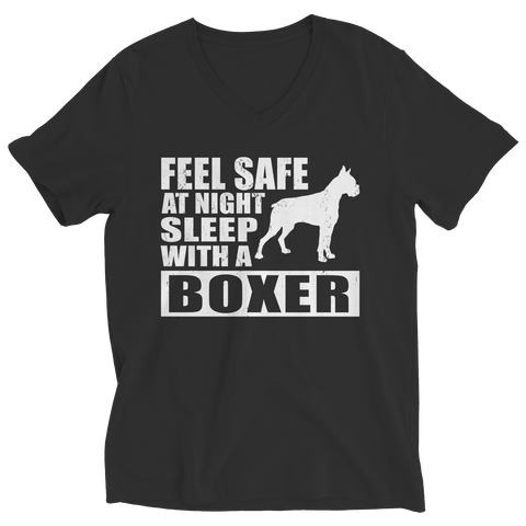 Limited Edition - Feel safe at night sleep with a boxer (dog) - DogCore.com