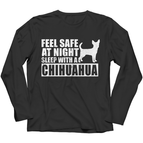 Limited Edition - Feel safe at night sleep with a Chihuahua - DogCore.com