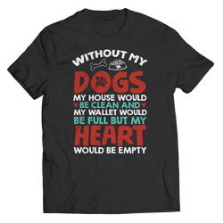 Without Dogs - DogCore.com