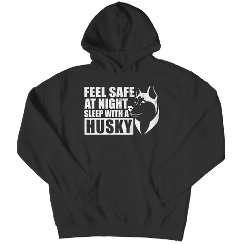 Limited Edition - Feel safe at night sleep with a Husky - DogCore.com