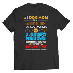 Limited Edition - # 1 Dog Mom - DogCore.com