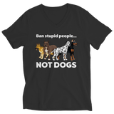 Limited Edition - Ban Stupid People Not Dogs - DogCore.com
