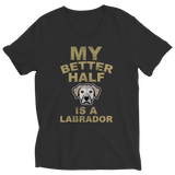 Limited Edition -  My Better Half is a Labrador - DogCore.com