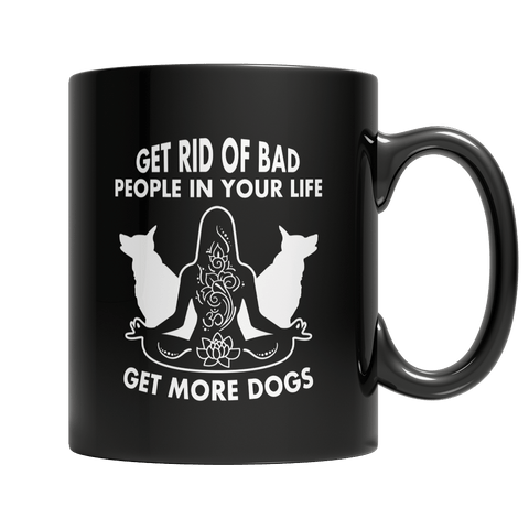 Get Rid Of Bad People - DogCore.com