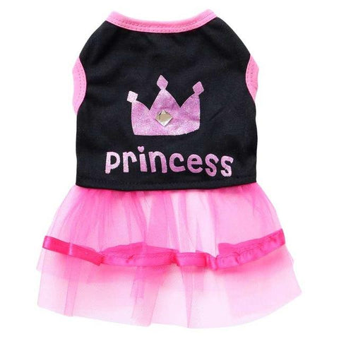 Princess Dog Dress - DogCore.com