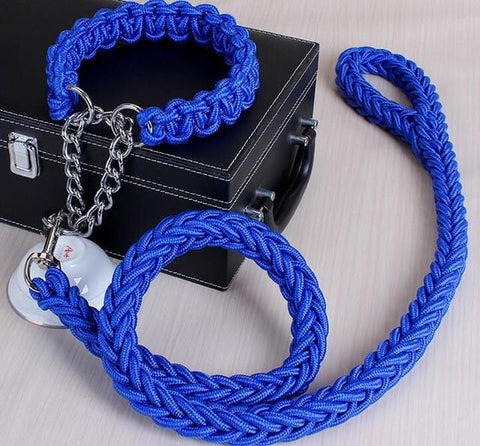 Pet Traction Rope Collar - DogCore.com