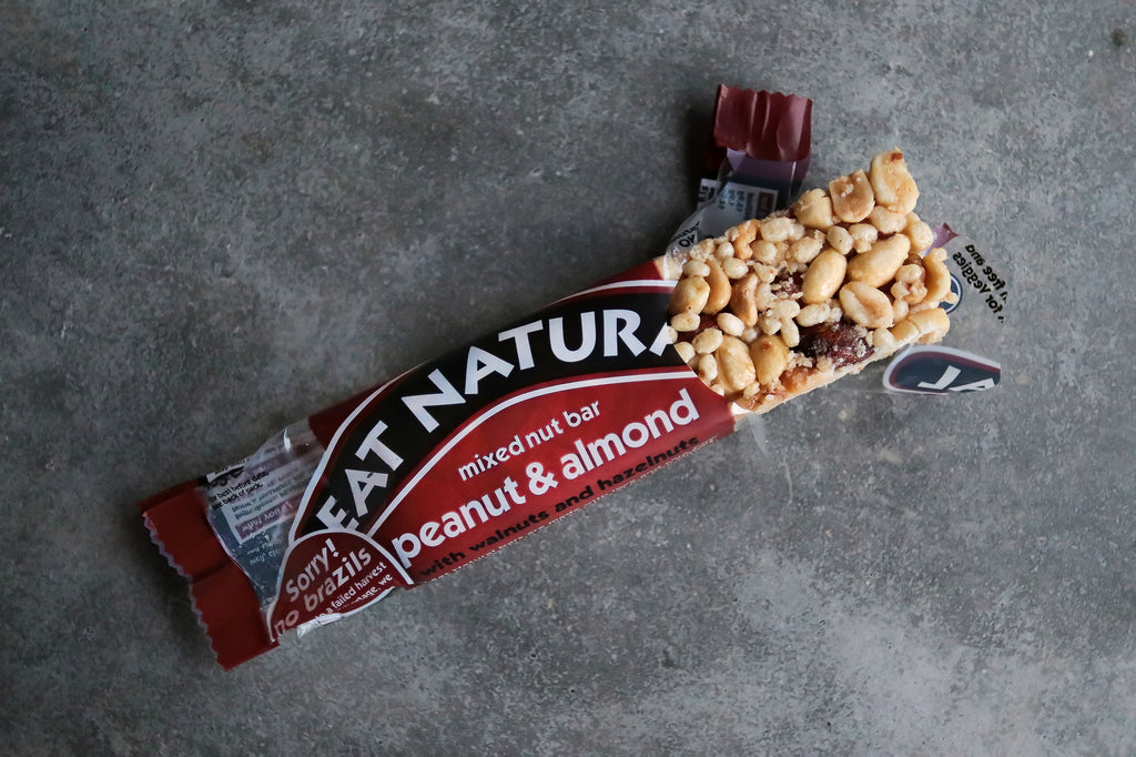 Eat Natural Peanut & Almond bar - nuts