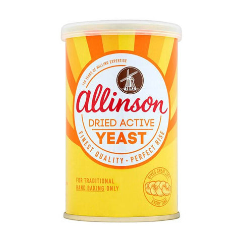 Allinson Dried Active Yeast 125g
