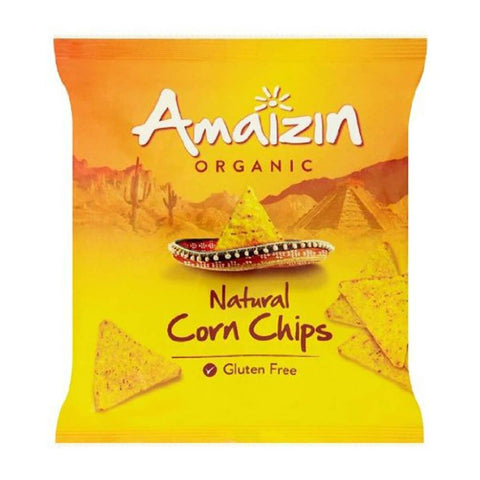 Amaizin Natural Tortilla Chips 75g