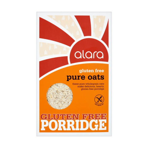 Alara Everyday Gluten Free Pure Oats 500g
