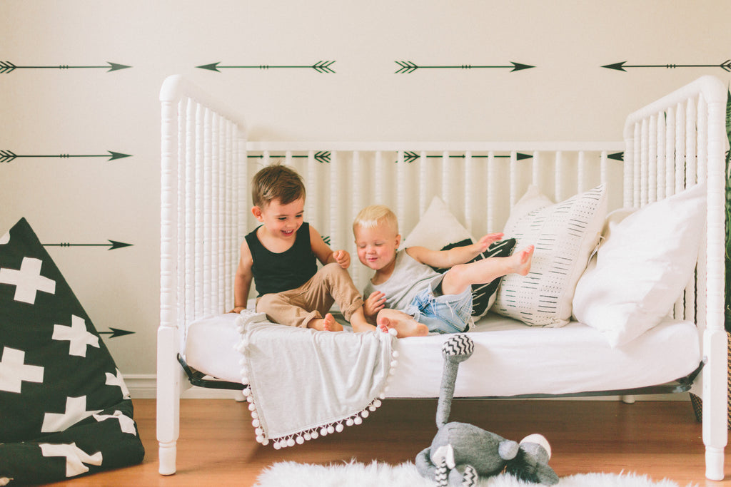Kids Room Decor - 5 Must Haves for a Boho Look