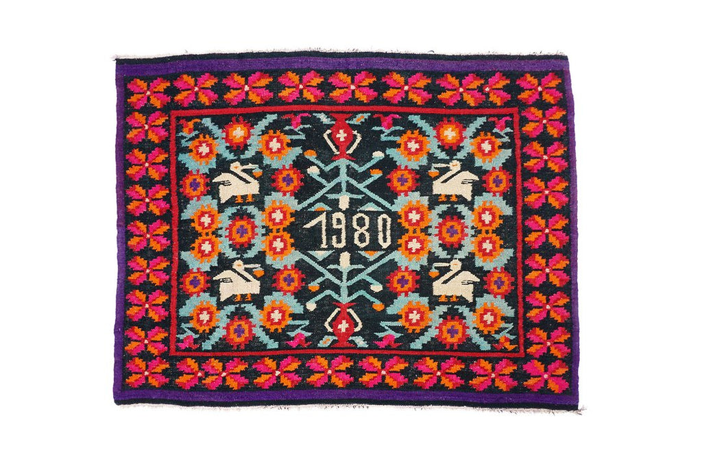 Vintage Rugs Collection - A story in each rug