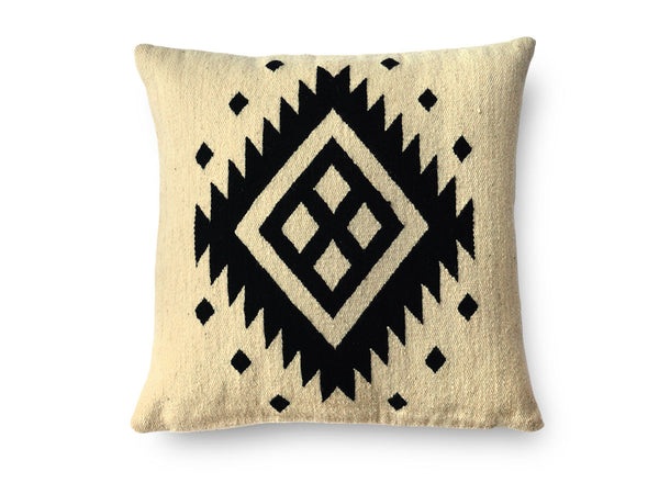 DAVIDE GEOMETRIC CUSHION