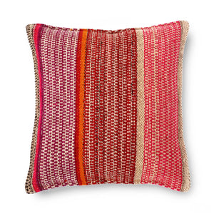 SANDRA FRAZADA CUSHION (18x18)