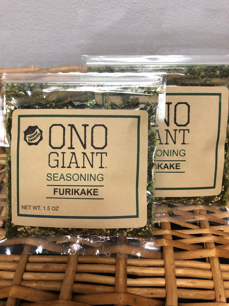 Ono Giant Furikake Seasoning bags (Shipping Included)