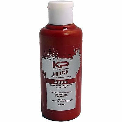 Plasti Dip KP Apple Juice Red Mix Directly Into Your Pearl Mixture