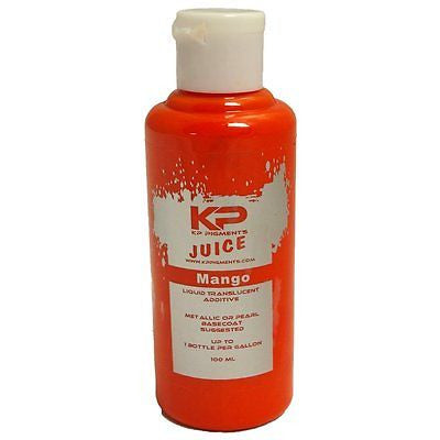 Plasti Dip KP Mango Juice Orange Mix Directly Into Your Pearl Mixture Or Clear