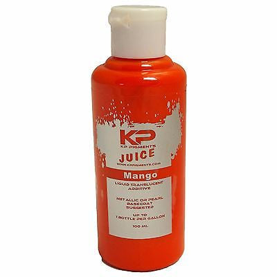 Plasti Dip KP Mango Juice Orange Mix Directly Into Your Pearl Mixture