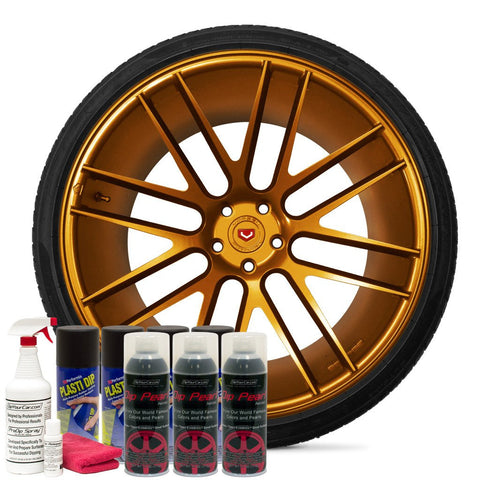 BURNT COPPER ALLOY WHEEL KIT