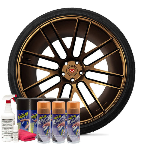 COPPER METALIZER WHEEL KIT
