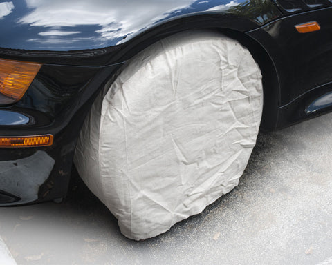 Canvas Wheel Cover