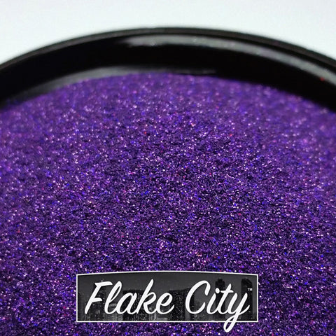 Dark Purple Holographic Flakes 004