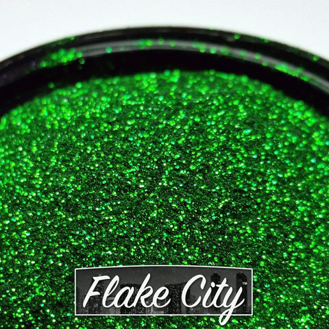Grass Green Micro Flakes 008