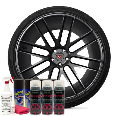 HYPER GRAPHITE WHEEL KIT