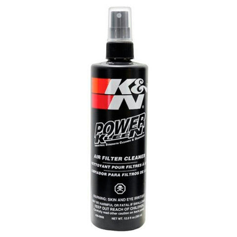 K&N 99-0606 Power Kleen Air Filter Cleaner Bottle