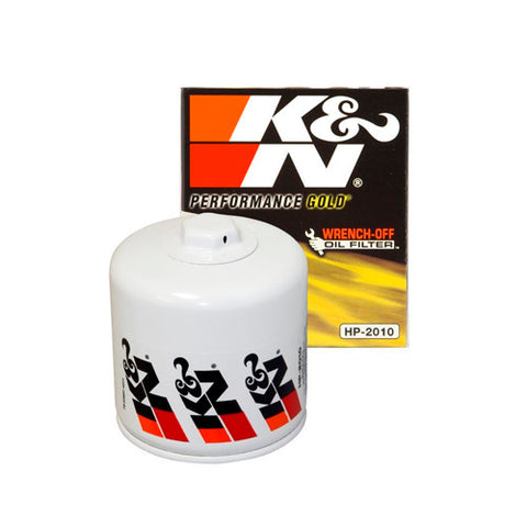 K&N HP-2010 Performance Wrench-Off Oil Filter