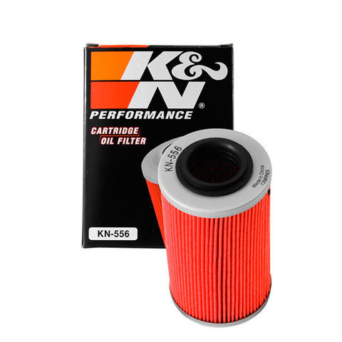 K&N KN-556 Powersports High Performance Oil Filter