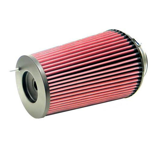 K&N RC-4780 High Performance Universal Clamp-on Chrome Air Filter