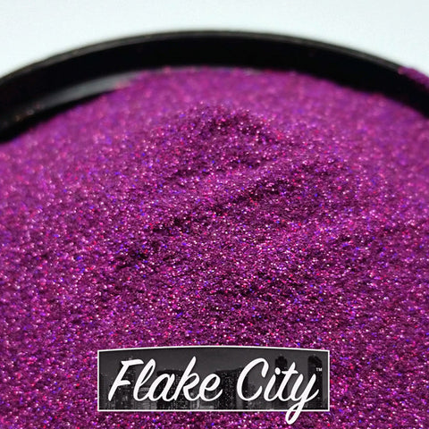 Light Purple Holographic Flakes 004