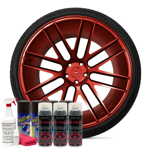 REAL RED™ WHEEL KIT