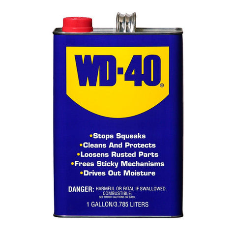 WD-40 490118 Multi Purpose & Master Painter Lubricant - Quantity 4