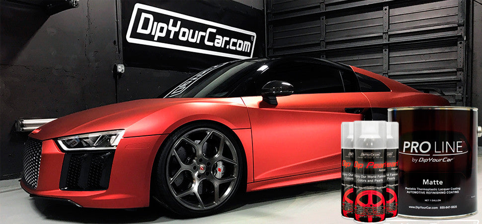 DipYourCar Products