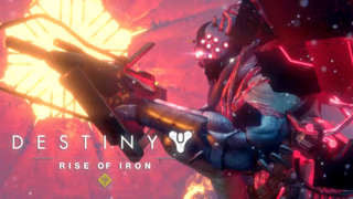 Destiny Rise of Iron Aksis Boss