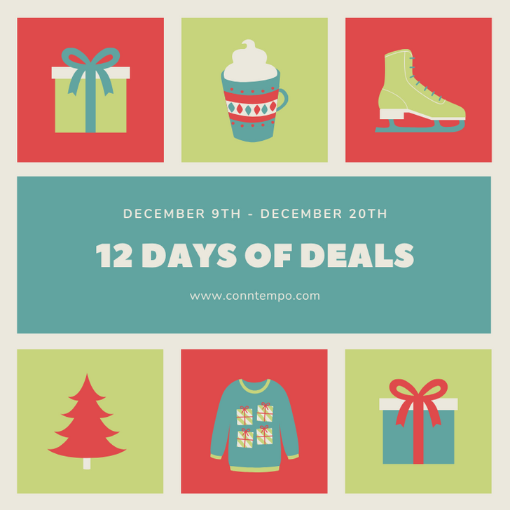 Twelve Days of Deals!