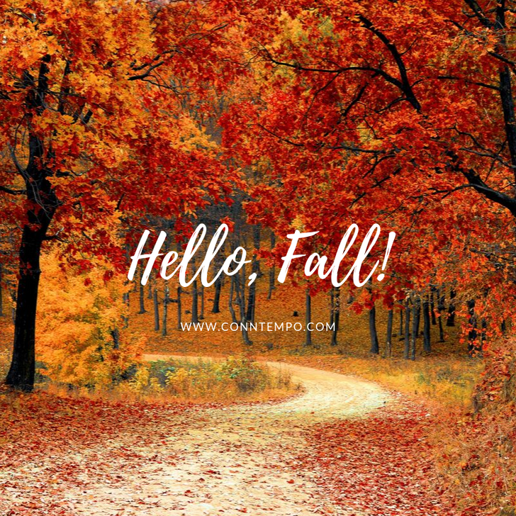 Happy Fall, Friends!