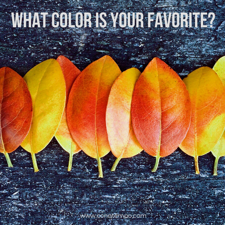 Fall Colors - What is YOUR favorite?
